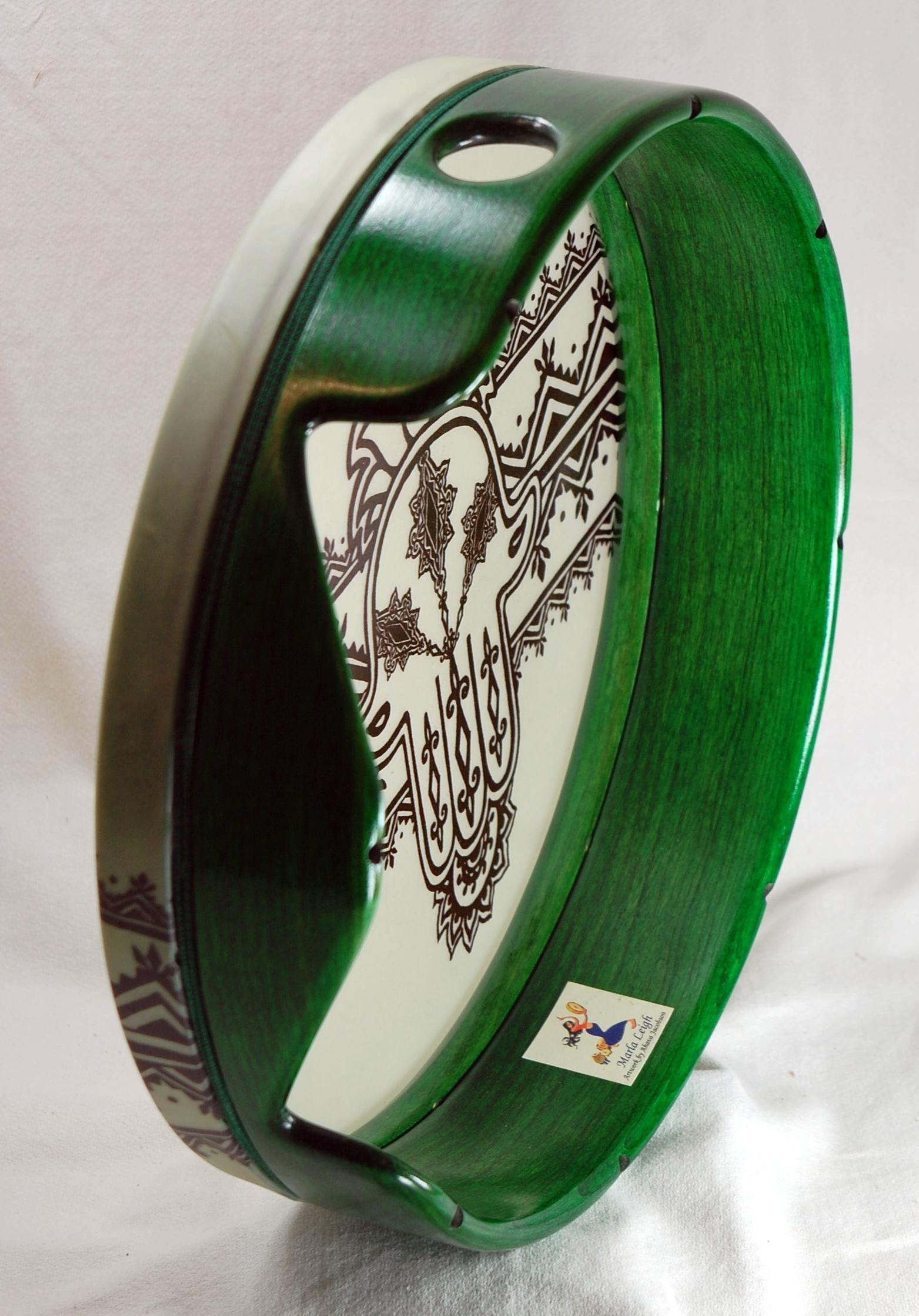 d7a8290a73108 The 14″ Green Goddess model offers a lighter and even more portable version  of the original Marla Tar 16″ drum. The smaller diameters defines a  slightly ...