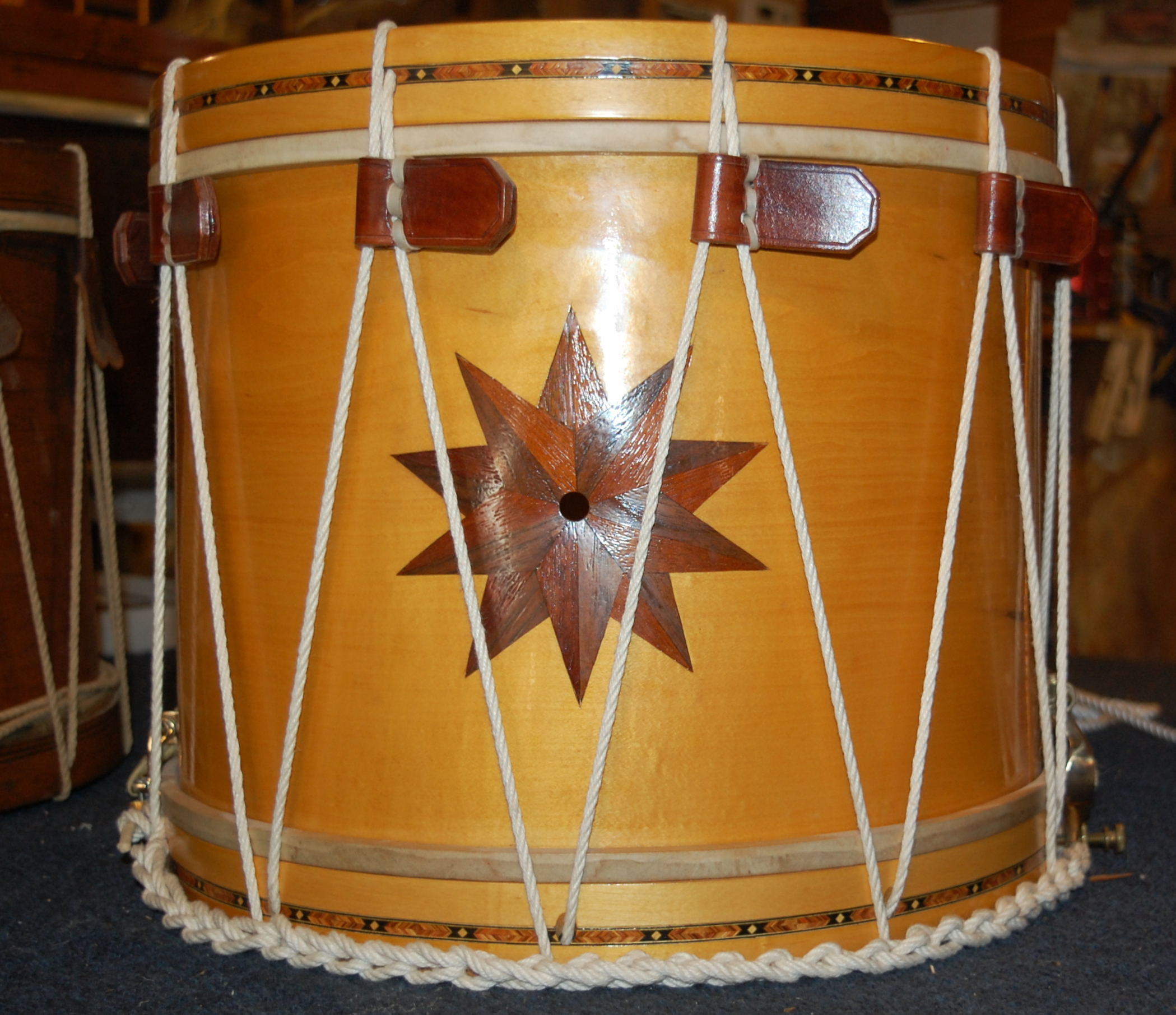 Special Offers Rope Tension Drums Cooperman Fife And Snare Drum Diagram
